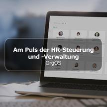 Am Puls der HR-Steuerung und -verwaltung
