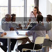 Datenbasierte HR Service Delivery mit UKG
