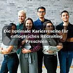 Recruiting-Booster Karriereseite