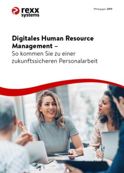 Digitales HR Management