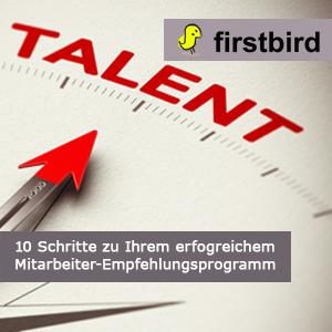 10 Schritte zu Ihrem erfolgreichen Mitarbeiter-Empfehlungsprogramm